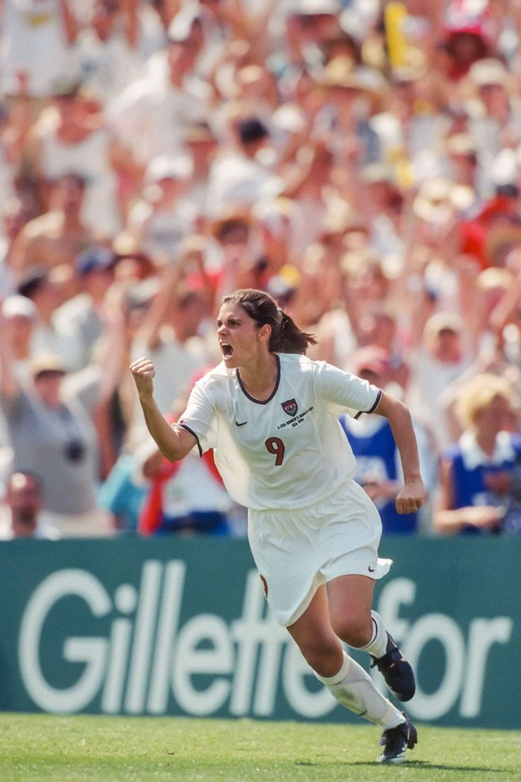 120 Women Who Changed Our World Usa soccer women