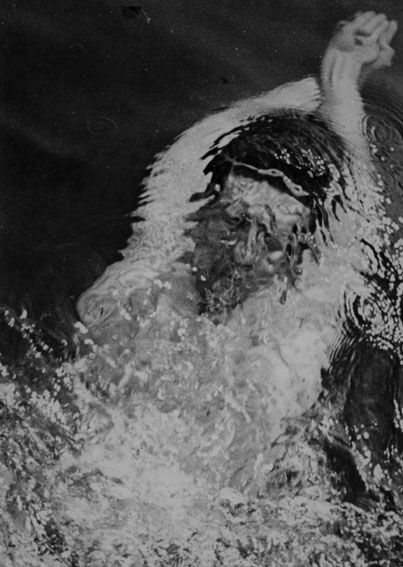 André Steiner, Champion de natation, 1933 from Piasa