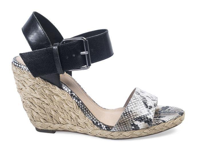 24aafb3d022b2f Sandales compensées python André | Mode | Soldes chaussures, Chaussure et  Sandales compensées