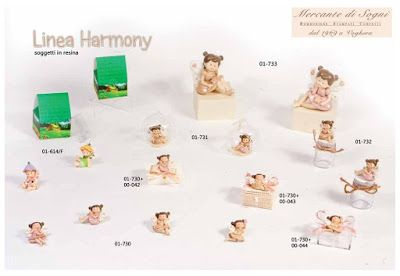 """2016 Linea """"HARMONY - FATINA"""" Resina - 127 - Read more: http://mercantedisognivoghera.blogspot.com/2015/12/collezioni-la-127-harmony-fatina-resina.html#ixzz3vyedXb60"""