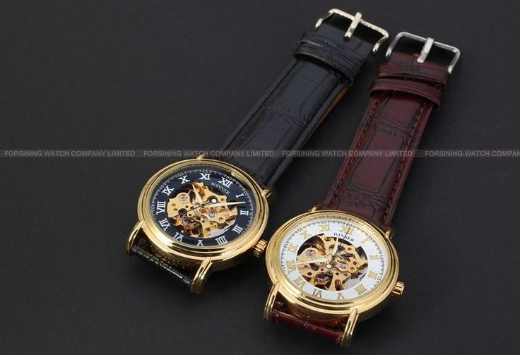 skeleton automatic mechanical China watches gold skeleton man clock for sale , jam tangan otomatis-Forsining Watch Company Limited www.forsining.com