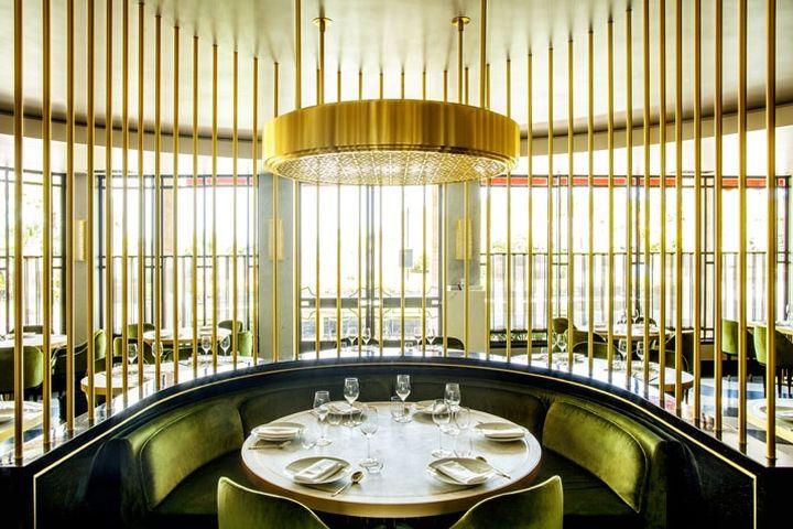Song Qi Chinese restaurant, Monaco » Retail Design Blog