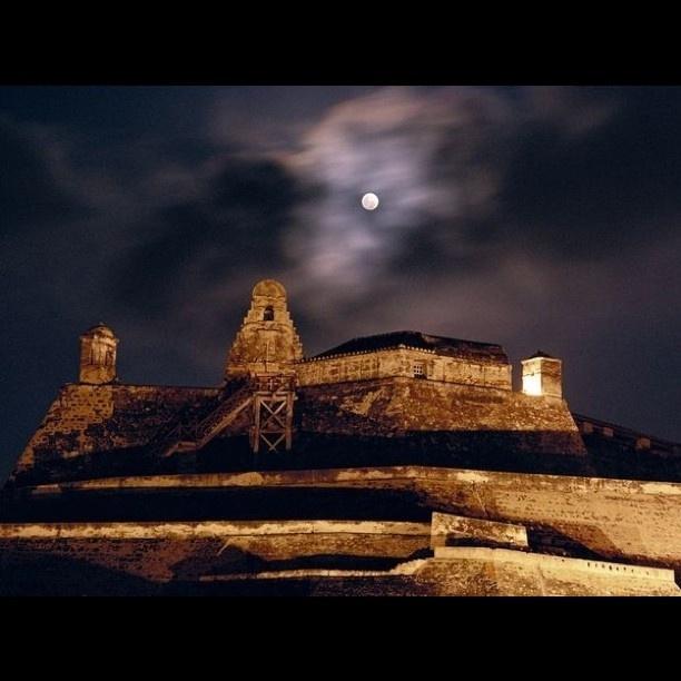 Castillo de San Felipe - Cartagena, #Colombia