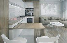 Kuchnia styl Minimalistyczny - zdjęcie od SWSTUDIO
