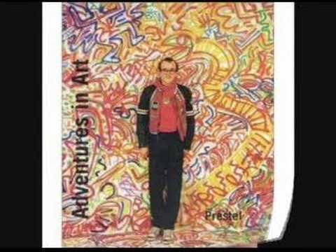 """LOVE KEITH HARING - - like a flip chart but you can just press """"play""""!"""