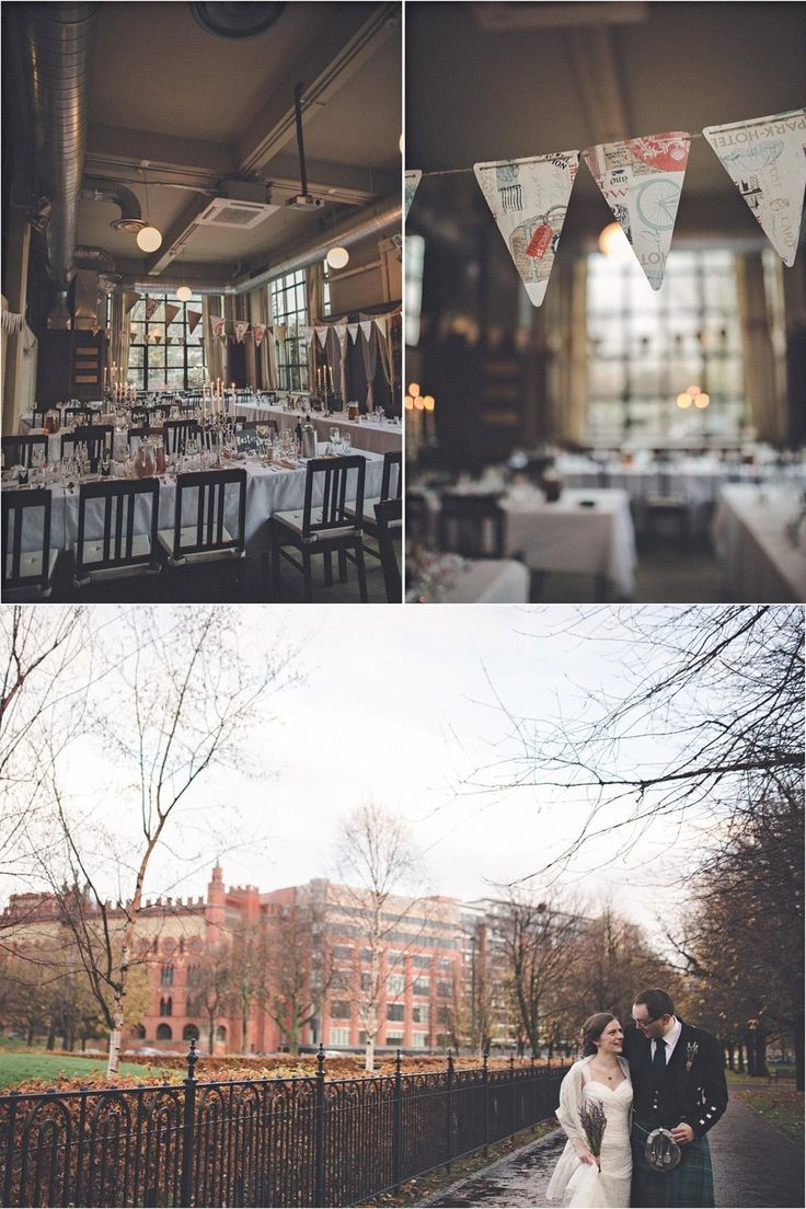 West Brewery, Glasgow. | 23 Incredible Places In Scotland Where You Can Get Married