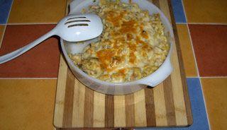 Macaroni gratiné au thon - Recettes du Québec