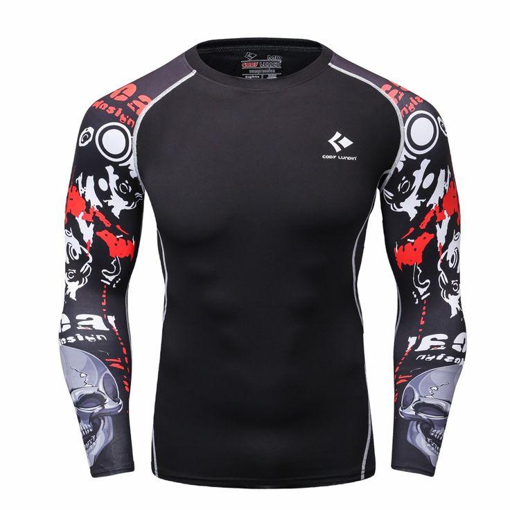 codylundin Fitness MMA Long Sleeve Mens T Shirts #shoes, #jewelry, #women, #men, #hats, #watches, #belts