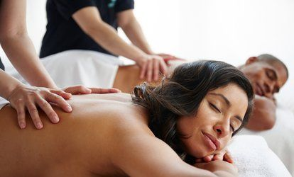image for 47% Off Couples Massage at Blue Water Spa