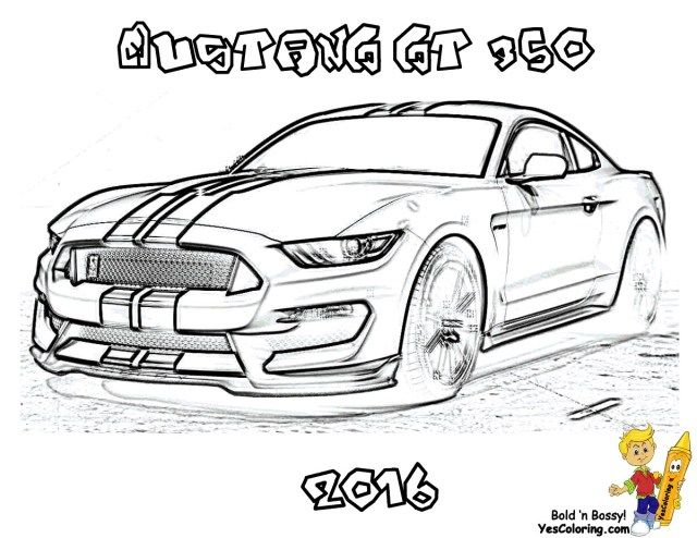 Exclusive Photo Of Muscle Car Coloring Pages Entitlementtrap Com In 2020 Car Colors Cars Coloring Pages Truck Coloring Pages