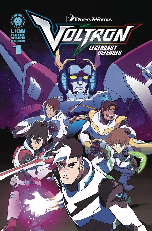 From days of long ago, from uncharted regions of the universe comes VOLTRON: LEGENDARY DEFENDER! When Team Voltron takes on a dangerous training mission in deep space, Coran, Princess Allura's majordo