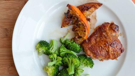 Orange Balsamic Chicken   Recipes   Pinterest   Balsamic Chicken, Tags ...