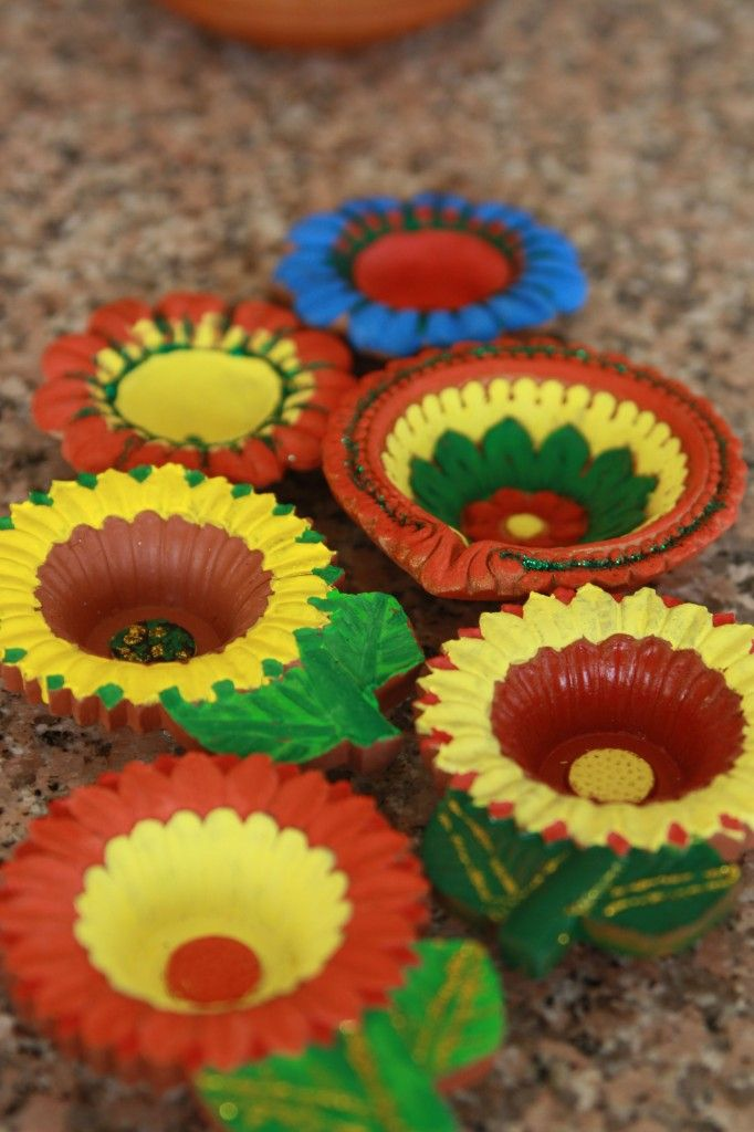 happy diwali, diya decoration, rangoli