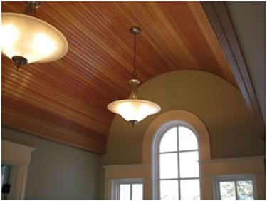 Pinterest the world s catalog of ideas for Barrel ceiling ideas