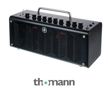 Stereo Guitar Combo Amp  Power: 2 x 5 Watt, Equipment: 2 x 8 cm full range speakers, 8 Amp models: Deluxe, class A, US blues, Brit blues, mini, bass, aco, flat, Effects: Chorus, flanger, phaser, tremolo, tape echo, echo/reverb, spring reverb, hall...