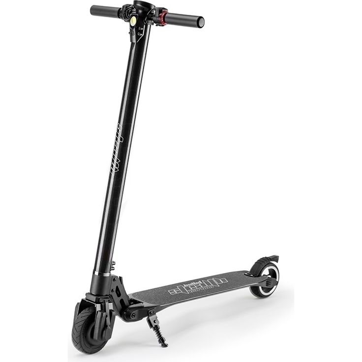 Stealth Carbon Electric Motor Scooter in Black 300w | Buy Electric Scooters