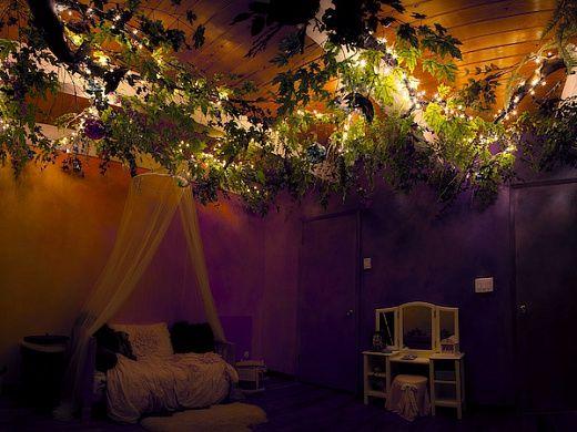 Волшебная детская комната от талантливых родителей