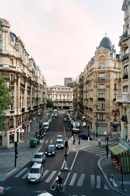All of the Streets In Paris Look Just Like This, So It's Pretty Easy To Get Lost xxx T.D.