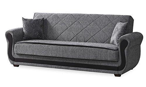 Prime Casamode Maddox Sofa Bed Gray Office Furniture 1 Sofa Inzonedesignstudio Interior Chair Design Inzonedesignstudiocom