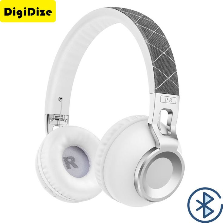 Wireless Bluetooth Stereo Audio Headphone Headset Support TF Card and Hands-free