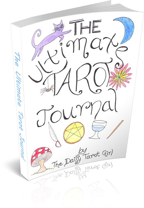 I encourage my tarot students to make a tarot journal. It's so helpful.