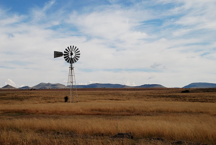 The Little Karoo-South Africa