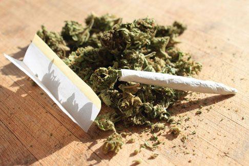 Feuille De Cannabis Banque D'Images, Vecteurs Et