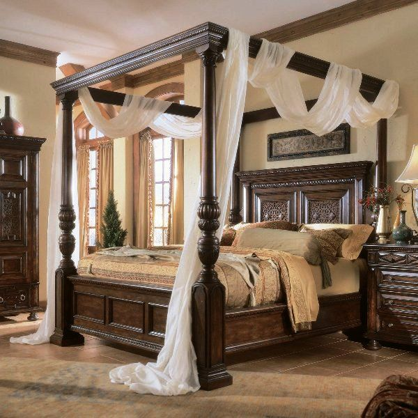 Canopy Bed For Adults 42 best bedroom ideas: comforter, shams, and bed skirts; oh my