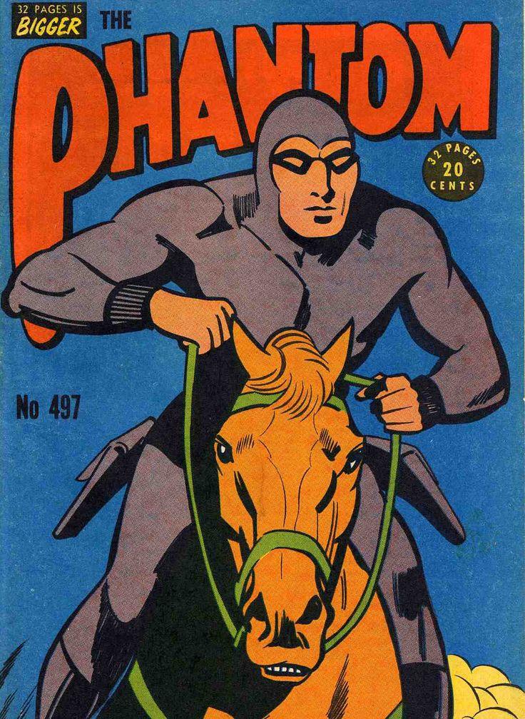 The Phantom Comics x 9 612 616 618 625 628 631 632 633 636 well read