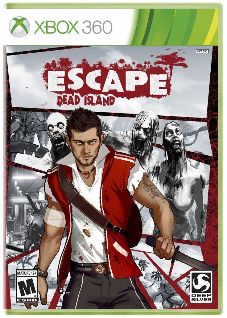 Escape Dead Island Xbox 360 Xbox 360 games, Xbox 360, Xbox