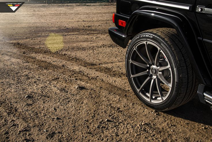 Mercedes-Benz AMG G63:  Vorsteiner Sport Race VSR-163 Wheels, available to order now from Scuderia Systems.