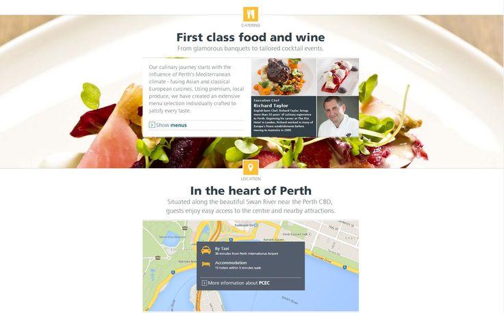 web design for http://www.pcec.com.au/