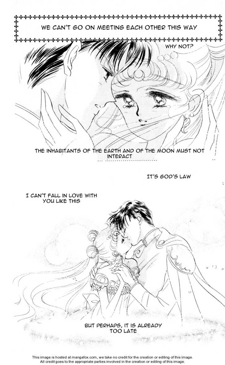 We can't go on meeting each other this way...   by Naoko Takeuchi // #sailormoon