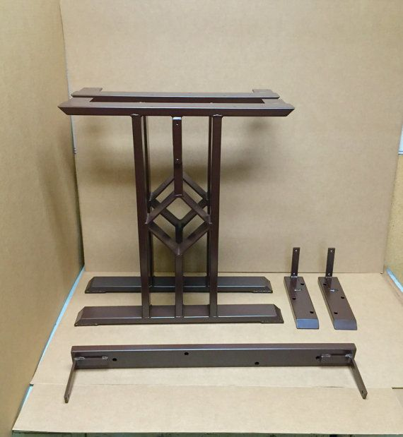 381 best images about on pinterest live edge table for How to make a sturdy table base