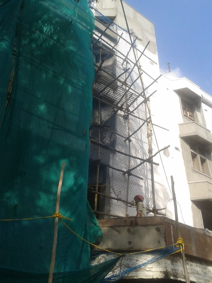 ARK Old Building Renovation Companies In Noida Ghaziabad Greater Noida |  Building Renovation, Showroom And Building