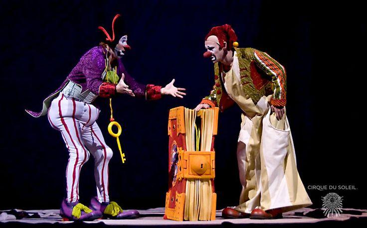 clown cirque du soleil - Recherche Google