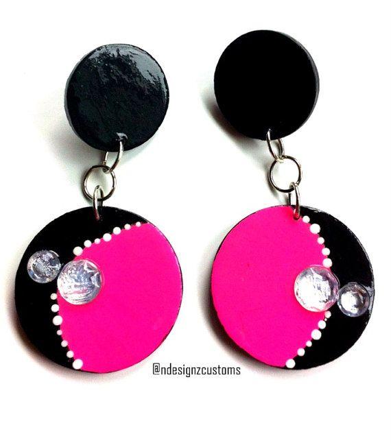 36 best Wood earrings images on Pinterest | Wood earrings ...