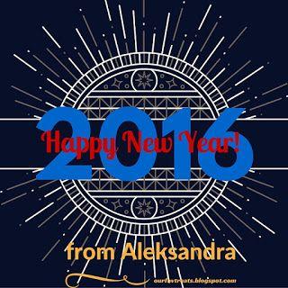Gone To Texas: New Year's Greetings / Życzenia Noworoczne