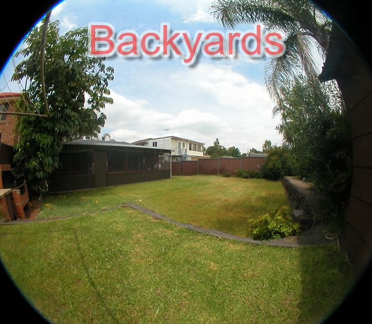 49 columbia back yard, Seven Hills NSW homes for sale Seven Hills NSW Backyards form homes we have sold in our local area through our Elders Real Estate Agency to help you with your own Backyard ideas. This will also help you get a feel for the area. Go to for more information about the area http://www.elderstoongabbie.com.au/ or call us on 02 9896 2333