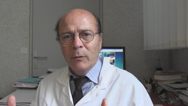 Znalezione obrazy dla zapytania jean michel macron neurologue