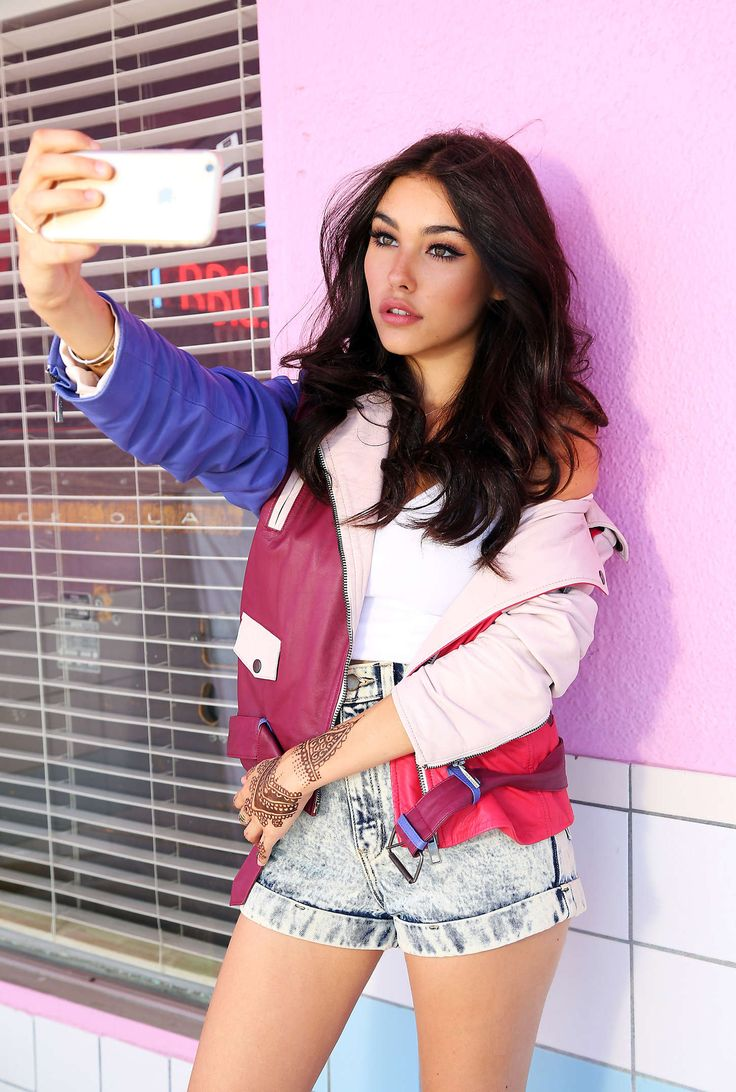 Madison Beer: Set of Roll Em Up Music Video -14 - GotCeleb