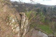 Přírodní rezervace a park Peliny, Choceň - procházka přírodním parkem Peliny v údolí Tiché Orlice, výlet po skalních výchozech opukových skal.