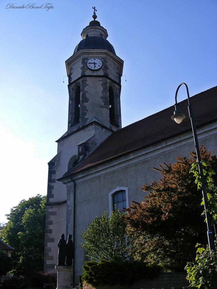 Monsberger Square - R.C. Church