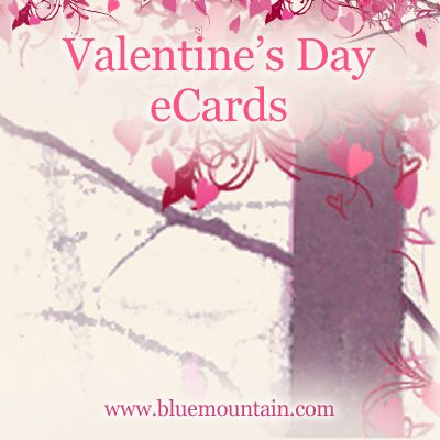 There no better way to show that special someone you care like sending an eCard full of love for Valentine's Day!