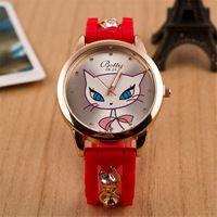 9 colores relojes mujer 2015 de estilo occidental de silicona reloj blando Band mujeres del reloj de ginebra del reloj para mujer del reloj horloge reloj