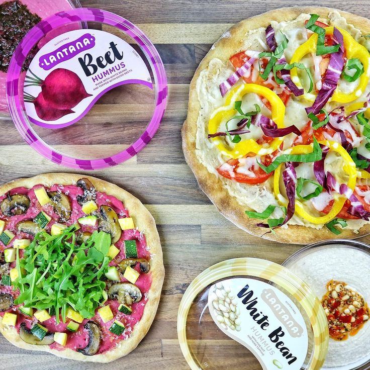 Brighten up your day by spreading some of our colorful hummus as a base to your pizza!  . #BrightenEveryDay #lantanalove . . . . ______________________________  #hummus #pizza #brunch #weekend #nomnomnom #glutenfree #foodstagram #recipes #veggieheaven #nutrition #eatwell #inspo #eathealthy #healthy #tasty #healthychoices #colorful #ideas #hummuspizza  #lantanahummus