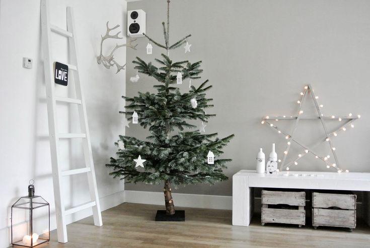 Wohnzimmer weihnachtlich dekorieren