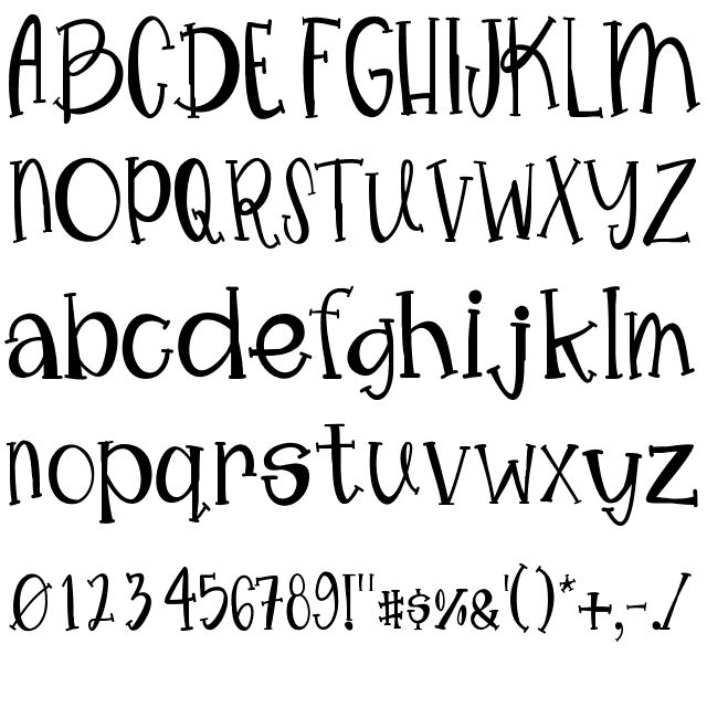MIMSYWHIMSY FONT