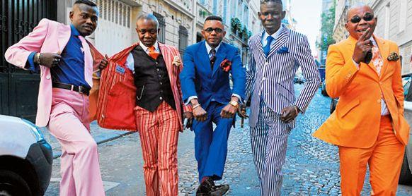 UNE HISTOIRE DE LA SAPOLOGIE AFRICAINE   France Culture Plus