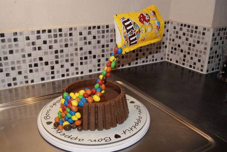 Le gravity cake (Blog Zôdio)